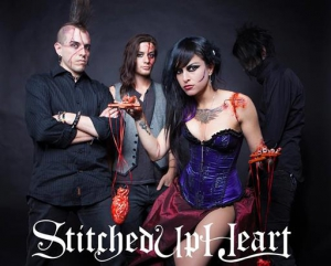 Stitched Up Heart - 4 CDr