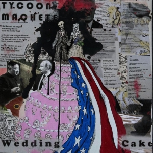 Tycoon Machete - Wedding Cake