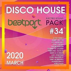 VA - Beatport Disco House: Electro Sound Pack #34