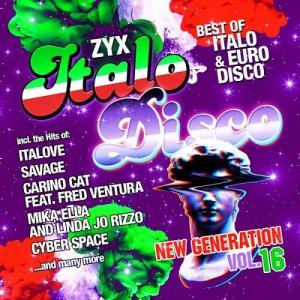 VA - ZYX Italo Disco New Generation Vol. 16