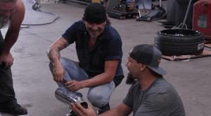 Авто мастера: деньги из ржавчины