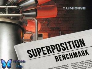 Unigine Superposition Benchmark 1.1 (Build 8628) Basic Edition [En]