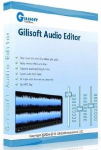 GiliSoft Audio Editor 2.2.0 RePack (& Portable) by TryRooM [Ru/En]