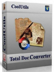 CoolUtils Total Doc Converter 5.1.0.228 (Repack & Portable) by elchupacabra [Multi/Ru]
