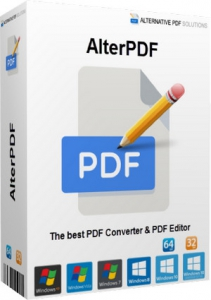 AlterPDF Pro 4.2 Portable by AlekseyPopovv [Multi/Ru]