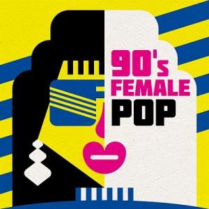 VA - 90's Female Pop