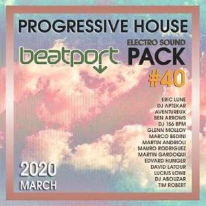 VA - Beatport Progressive House: Electro Sound Pack #40