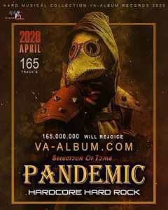 VA - Pandemic: Hardcore And Hard Rock Selection