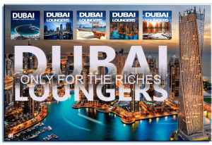 VA - Drizzly Music presents: Dubai Loungers Series (Only For The Riches) - 5 Releases