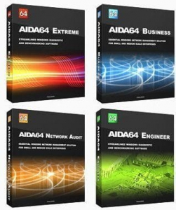AIDA64 Extreme / Engineer / Business / Network Audit 6.50.5800 RePack (&Portable) by TryRooM [Multi/Ru]