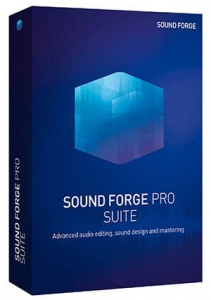 MAGIX Sound Forge Pro 15.0 Build 45 RePack by KpoJIuK [Ru/En]