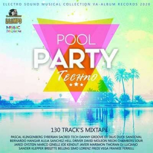 VA - Pool Party Techno