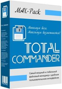 Total Commander 9.51 MAX-Pack 2020.09.25.1 by Mellomann [Ru/En]