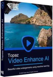 Topaz Video Enhance AI 1.6.1 RePack (& Portable) by elchupacabra [En]