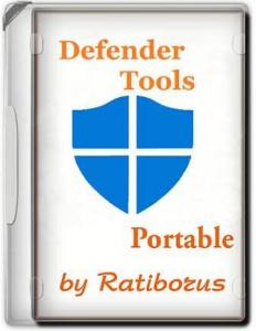 Defender Tools 1.0.8 Portable by Ratiborus [Ru/En]