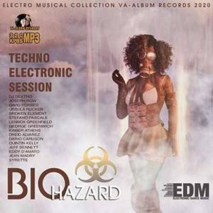 VA - EDM Biohazard