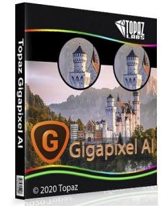 Topaz Gigapixel AI 5.4.3 RePack by KpoJIuK [En]