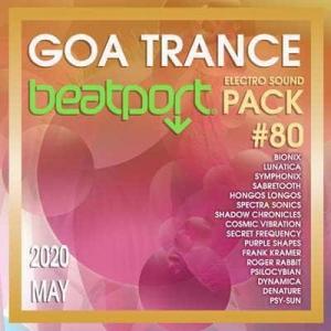 VA - Beatport Goa Trance: Electro Sound Pack #80