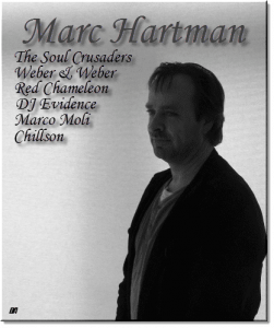 Marc Hartman (Chillson, Marco Moli, Red Chameleon, The Soul Crusaders, Weber & Weber) - Discography 43 Releases