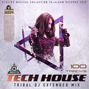 VA - Tribal DJ Tech House