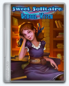 Sweet Solitaire: School Witch