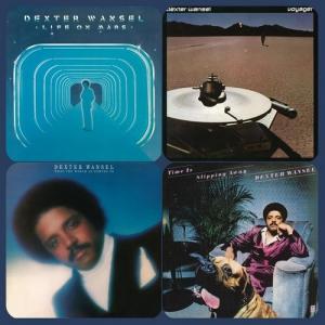 Dexter Wansel - 4 Albums