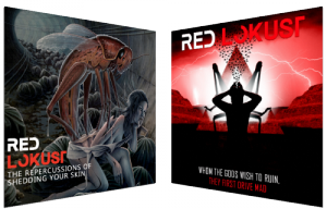 Red Lokust - Discography 3 Releases