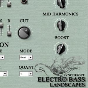 SyncerSoft Electro Bass Landscapes 1.0 VSTi [En]