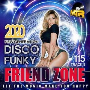 VA - Friend Zone: Disco Funky Mix