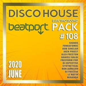 VA - Beatport Disco House: Sound Pack #108