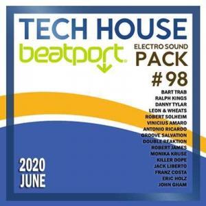 VA - Beatport Tech House: Electro Sound Pack #98
