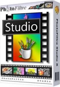 PhotoFiltre Studio X 10.14.1 Final Portable by PortableAppZ [Ru]