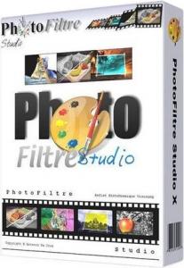 PhotoFiltre Studio X 10.14.1 (Repack & Portable) by elchupacabra [Multi/Ru]