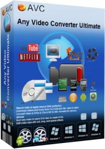 Any Video Converter Ultimate 7.0.2 [Multi/Ru]
