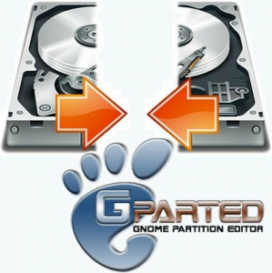 GParted LiveCD 1.1.0-3 [i686, i686-pae, amd64] 3xCD