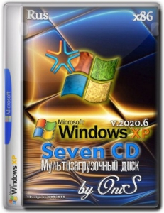 Windows XP SP3 Seven СD 2020.6 by OniS [Ru]
