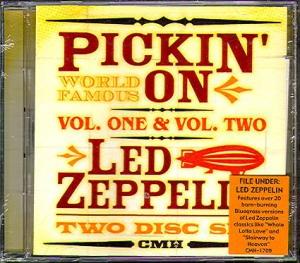 VA – Pickin' On Led Zeppelin 1 & 2 Tribute (2CD)
