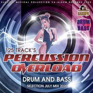 VA - Percussion Overload: DnB Session