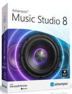 Ashampoo Music Studio 8.0.7.5 RePack (& Portable) by TryRooM [Multi/Ru]