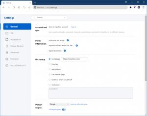 Maxthon Browser 6.1.0.700 Beta + Portable (Chromium) [Multi/Ru]