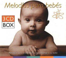 VA - Мелодии для успокоения и пробуждения малыша / Melodias para bebes