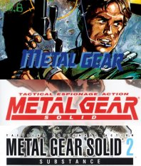 Metal Gear: Tri-Pack