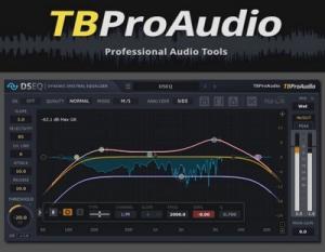 TBProAudio - DSEQ 2.2.1 VST, VST3, RTAS, AAX (x86/x64) [En]