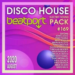 VA - Beatport Disco House: Electro Sound Pack #169