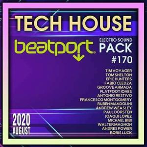 VA - Beatport Tech House: Electro Sound Pack #170