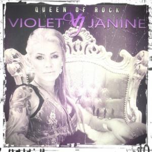 Violet Janine - Queen Of Rock