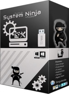 System Ninja 3.2.8 RePack (& Portable) by Dodakaedr [Multi/Ru]