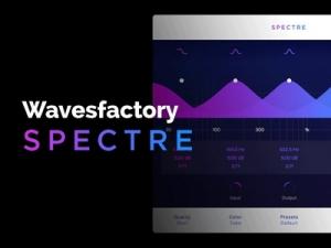 Wavesfactory - Spectre 1.5.5 VST, VST3, AAX (x64) [En]