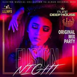 VA - Night Fusion: Pure Deep House