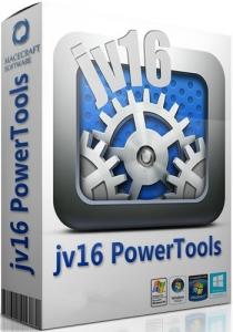 jv16 PowerTools 5.0.0.798 Portable by FC Portables [Multi/Ru]